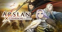 Трейнер ARSLAN: THE WARRIORS OF LEGEND