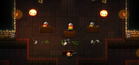 Скриншот №1 Enter the Gungeon v2.1.3 + GOG