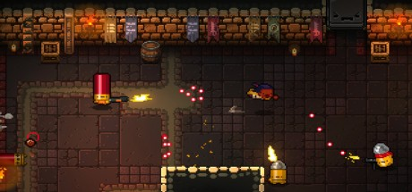 Скриншот №2 Enter the Gungeon v2.1.3 + GOG