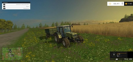 Скриншот №2 Farming Simulator 15: Gold Edition