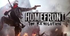 Постер Кряк/Таблетка Homefront The Revolution