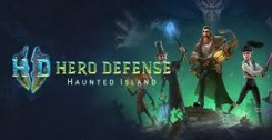 Постер Чит-трейнер Hero Defense - Haunted Island