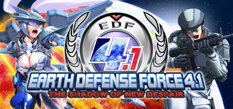 Игра EARTH DEFENSE FORCE 4.1: The Shadow of New Despair (2016)