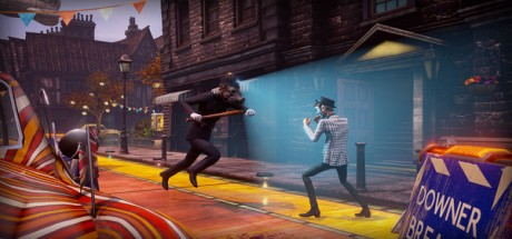 Скриншот №1 We Happy Few v38616