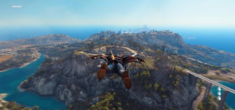 Скриншот №2 Just Cause 3 XL Edition v1.05