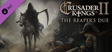 Игра Crusader Kings II: The Reaper's Due (2016) PC