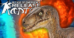 Постер Русификатор In Case of Emergency, Release Raptor