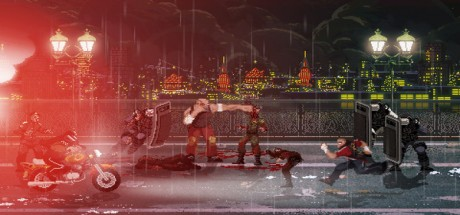 Скриншот №1 Mother Russia Bleeds v1.0.4 (2016) PC
