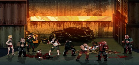 Скриншот №3 Mother Russia Bleeds v1.0.4 (2016) PC