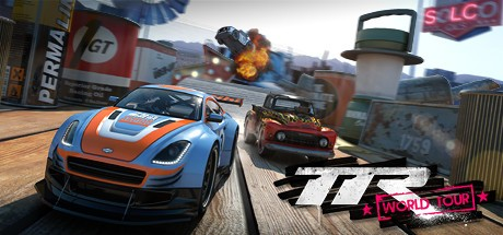 Table Top Racing: World Tour – Tropical Ice Pack (2016) PC торрент