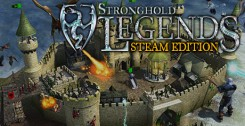 Постер Stronghold Legends: Steam Edition (2016) PC