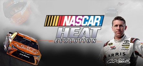 Игра NASCAR Heat Evolution (2016) PC