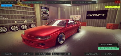 Скриншот №2 Drift Streets Japan [v2.6.0] (2016) PC