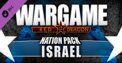 Постер Wargame: Red Dragon - Nation Pack: Israel  (2016) PC