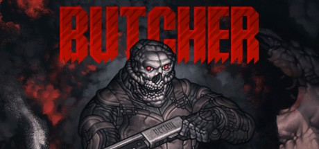 Игра BUTCHER  (2016) PC