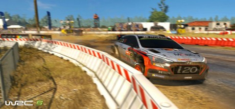 Скриншот №3 WRC 6 FIA World Rally Championship (2016) PC - STEAMPUNKS