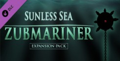 Постер Sunless Sea - Zubmariner (2016) PC