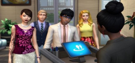 Скриншот №2 The Sims 4 Dine Out (2016) PC