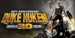 Чит-трейнер Duke Nukem 3D 20th Anniversary World Tour  (+4)