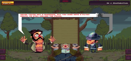 Скриншот №3 Oh Sir!! The Insult Simulator (2016) PC