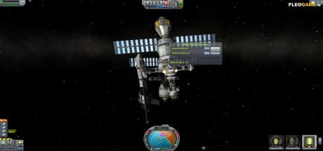 Скриншот №1 Kerbal Space Program v1.3.0.1804 RUS (2016) PC
