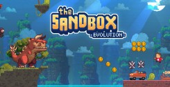 The Sandbox Evolution - Craft a 2D Pixel Universe! v1.3.1.8 (2016) PC