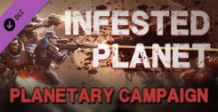 Постер Infested Planet - Planetary Campaign (2016) PC