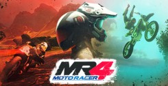 Moto Racer 4 v1.5 [Deluxe.Edition] + DLC PACK (2016/RUS) PC