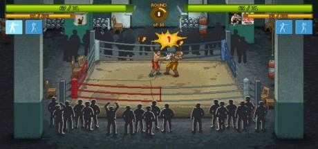 Скриншот №1 Punch Club The Dark Fist v1.30 (2016) PC