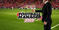 Football Manager 2017 v17.3.1 (2016) PC | STEAMPUNKS