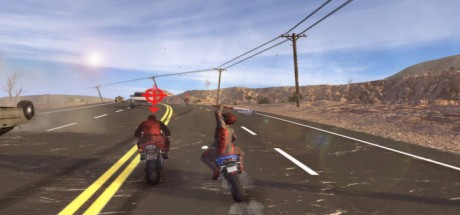 Скриншот №1 RoadRedemption v5.3.5