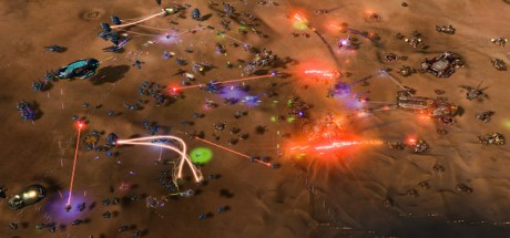 Скриншот №1 Ashes of the Singularity: Escalation (2016) PC