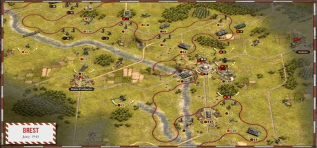 Скриншот №3 Order of Battle 2: Blitzkrieg (2016) PC