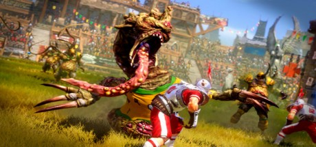Скриншот №1 Blood Bowl 2 Legendary Edition + 9 DLC (2017)