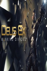Deus Ex: Mankind Divided (2016) | Repack от xatab