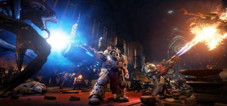 Скриншот №2 Space Hulk: Deathwing v1.06 (2016) PC