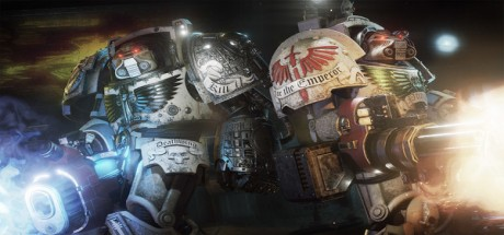 Скриншот №3 Space Hulk: Deathwing v1.06 (2016) PC