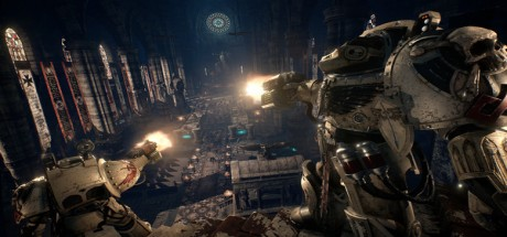 Скриншот №1 Space Hulk: Deathwing v1.06 (2016) PC