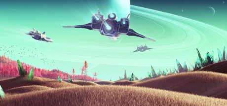 Скриншот №2 No Man's Sky v2.7.0.9 FOUNDATION GOG