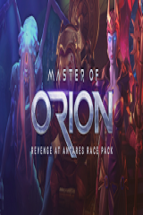 Master of Orion Revenge of Antares (2016) PC