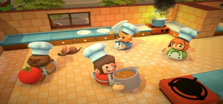Скриншот №3 Overcooked Festive Seasoning v20161202 (2016) PC