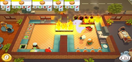 Скриншот №2 Overcooked Festive Seasoning v20161202 (2016) PC