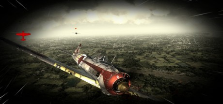 Скриншот №2 FLYING TIGERS: SHADOWS OVER CHINA v0.9.8.2