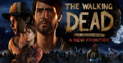 Постер Русификатор  The Walking Dead A New Frontier