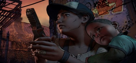 Скриншот №1 The Walking Dead: A New Frontier  Episode 1 - 5 (2016) PC