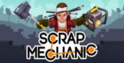 Постер Scrap Mechanic Beta v0.2.9 (2016) ПК