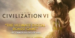 Постер Трейнер Civilization 6 (Update 3 / Патч 1.0.0.110) (+22)