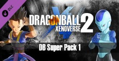 Дополнение DRAGON BALL XENOVERSE 2 - DB Super Pack 1