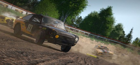 Скриншот №3 Next Car Game: Wreckfest v0.210342 (2016) PC