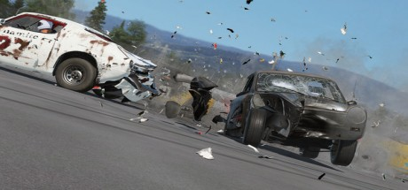 Скриншот №1 Next Car Game: Wreckfest v0.210342 (2016) PC